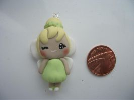Tinkerbell Chibi by CafeCuteCharms