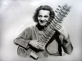 Pt. Ravi Shankar-The Sitar Virtuoso by S-A--K-I