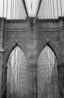 Brooklyn Bridge by Digibug
