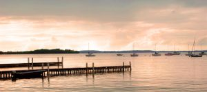 Lake Mendota by nurutheone