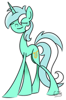 Super Fab Lyra by CuTTyCommando