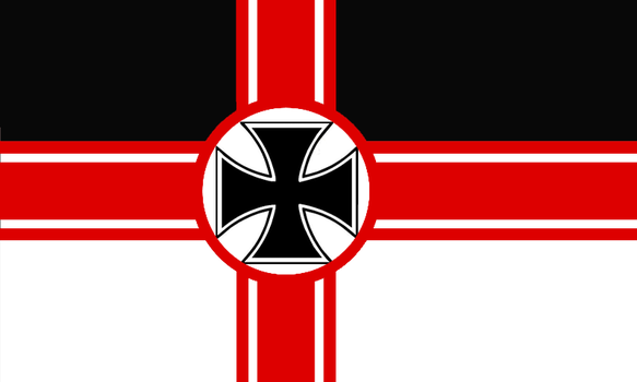 Alternate German Flag by Sergios117