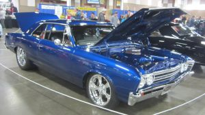 67 Chevy Chevelle by zypherion
