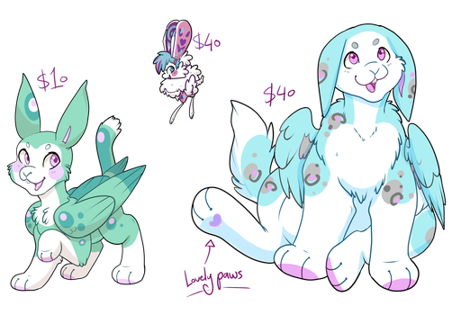 Round 9 - Adopts - Closed by Kandy-Cube