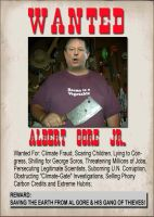 Al Gore - Wanted by Elvis-Chupacabra