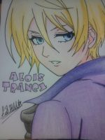 Alois Trancy by KenKic4Ever