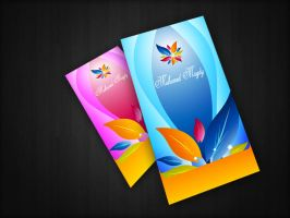 cards by corel draw by mnoso90