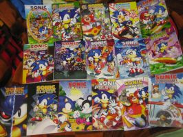 Sonic Archives Collection 1 by Hafu-Inuyasha