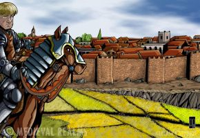 MEDIEVAL REALMS 9 by drull
