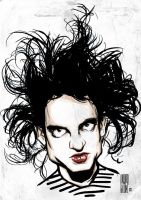 Robert Smith by Parpa