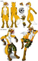 Lighning Full Ref Sheet by LightningTheFox7