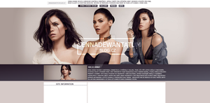 Design ft. Jenna Dewan Tatum by EllieLannister