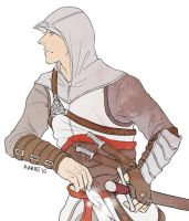 Art Trade - Altair by karaii