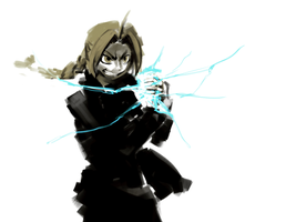 FMA - Zap by MadCookiefighter