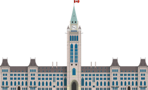 Parliament of Canada by Herbertrocha