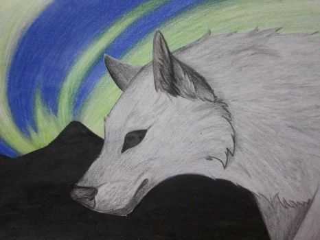 Alaska by wolfland2