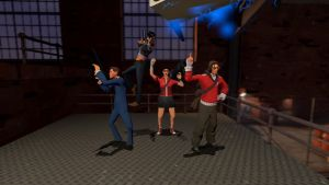 Fortressified - Saints Row IV by UltimaWeapon13