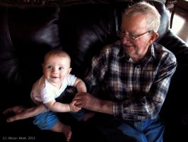 Across the Generations by Zapheil