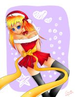 Christmas Girl by Lennal
