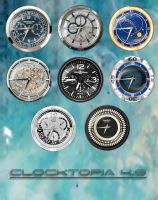 Clocktopia 4.0 by rodfdez