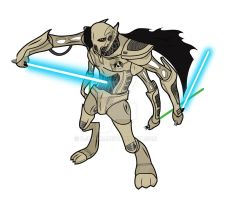 General Grievous [recolored] by DJcham