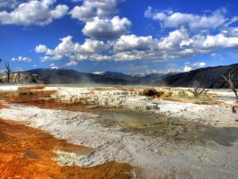 Yellowstone in HDR 5 by draqza
