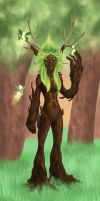 RotG OC- Mother Nature by RandomDraggon