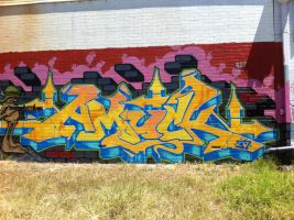 bayswall by PerthGraffScene