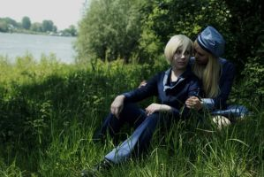 We will manage somehow...-Hetalia by Auris-Lothol