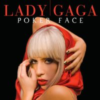 Poker Face Single Cover 1 by GAGAISMYSOUL