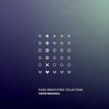 Page Indicators Collection by trentmorris