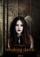 Breaking Dawn Movie Poster by mid-day-delusions