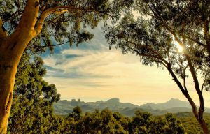 Warrumbungles by Aztil
