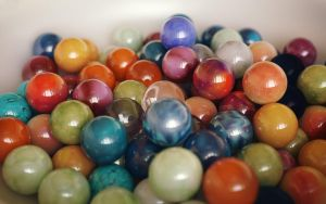 Just marbles by sanfranguy