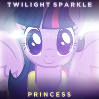 Twilight Sparkle - Princess by AdrianImpalaMata