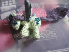 Yarn Flower - MLP Plushie Contest by Kira-Kat
