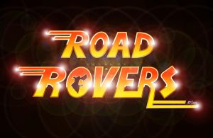 Road Rovers Logo by MDTartist83
