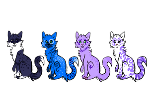 Cheshire's adopts CLOSED by collie-rado
