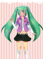 Miku-chan by Emi-chanxx