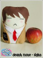 plushie - yagami light by tarouchan