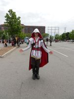 Anime North 2012 - Assassin's Creed by TehTig3r
