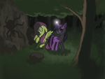 Scary Shadow by Cannibalus