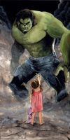 8 hour Hulk by RobHough