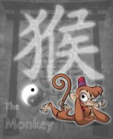 The Monkey by EarthGwee