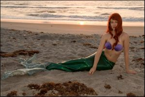 Mermaid Washed Ashore 3 by Project-27
