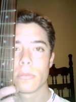 Me and my Guitar by SunnyDBoy