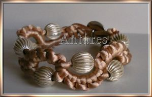 Bracelet number one by Antares2