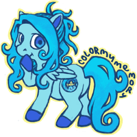 Seacolor (pony example) by colormymemory