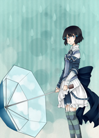 MAGE: When the rain stops by hinarytea