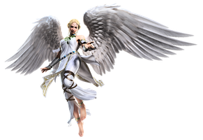 Angel (HDR Effect Edition) by jin-05